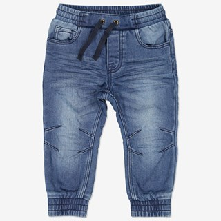 Bukse i denim denim