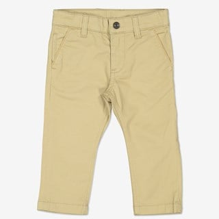 Chinos regular beige
