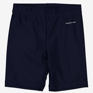 Uv-shorts mørkblå