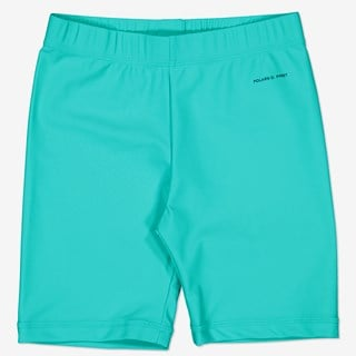 Uv-shorts turkis