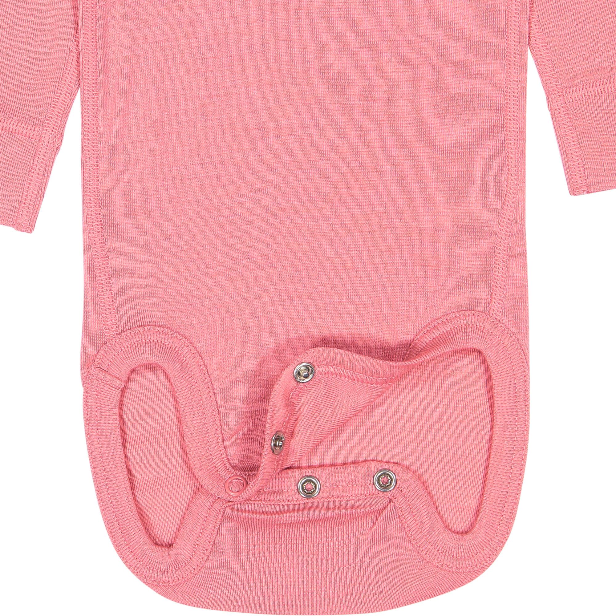 3db08050 Ullbody baby rosa | Polarnopyret.no
