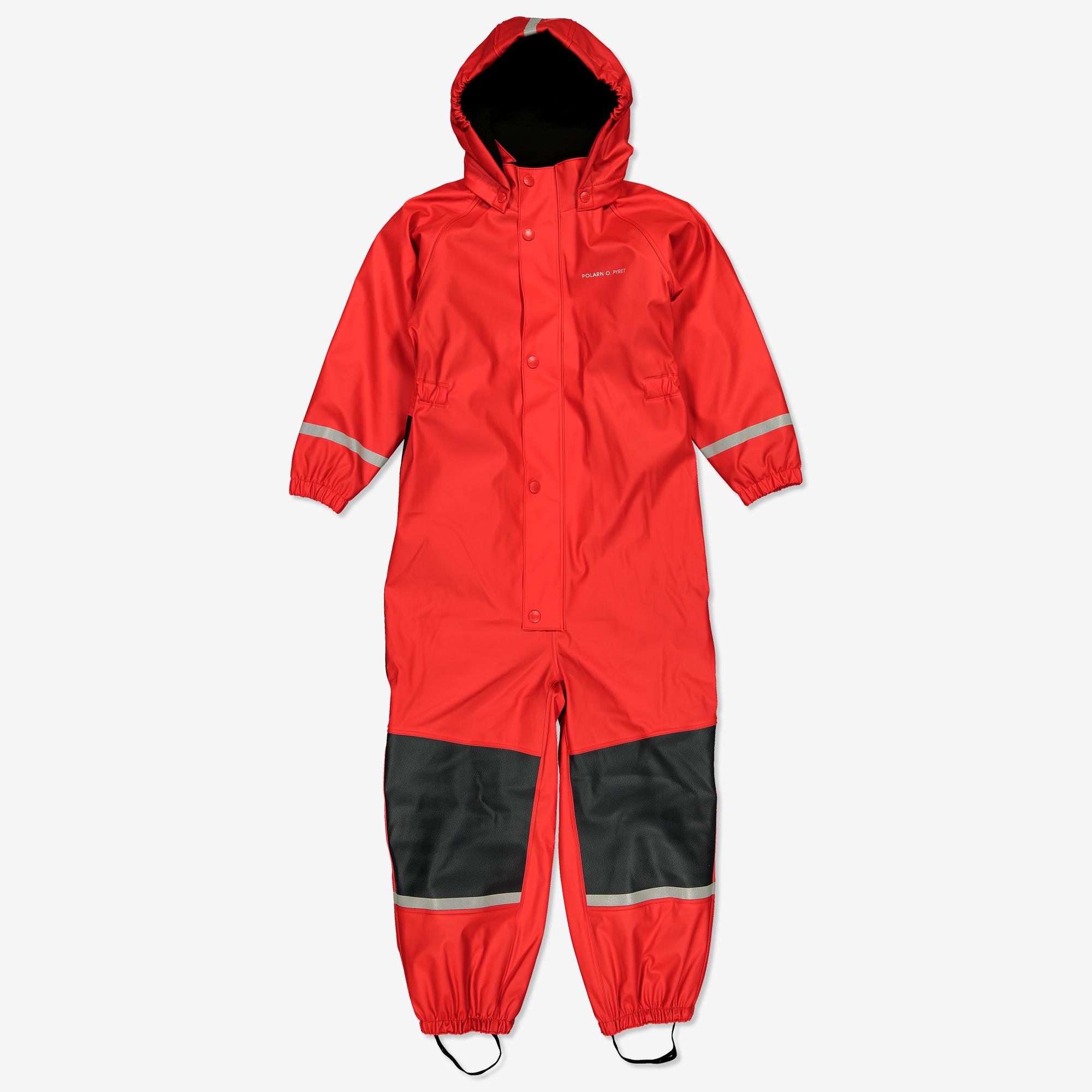 64009f739 Fôret regndress rød