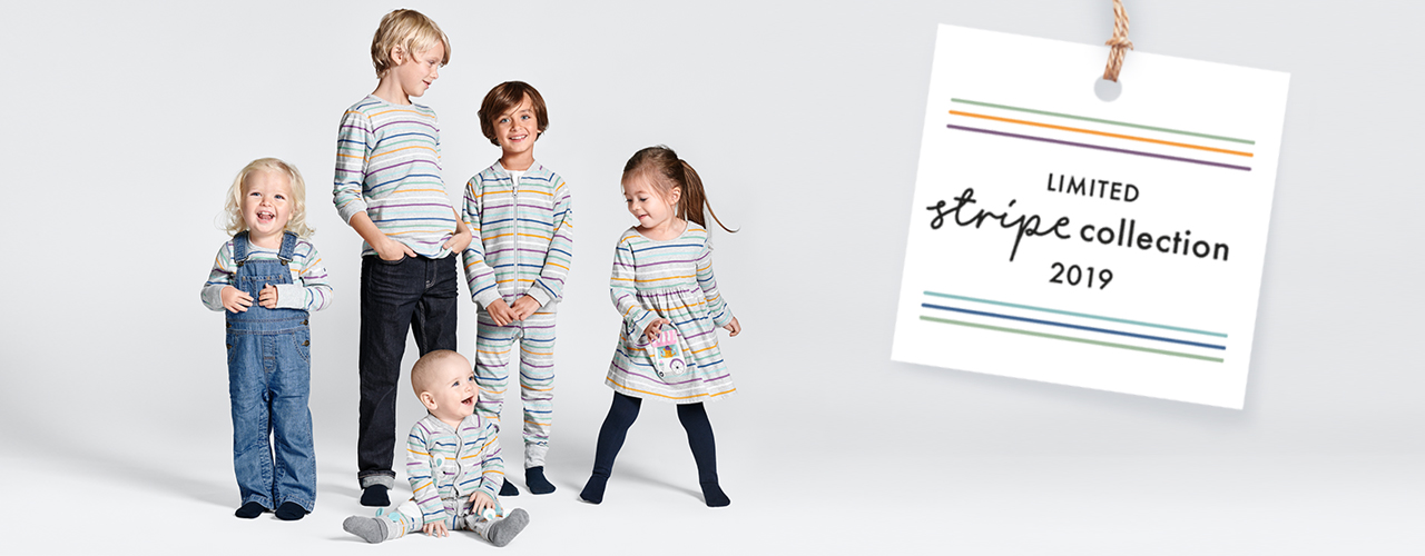 Limited Stripe Collection
